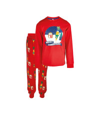 Kids' Red Kevin Pyjamas