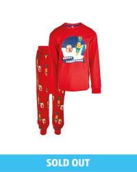 Kids' Red Kevin Pyjamas