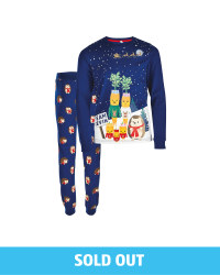 Kids' Blue Kevin Pyjamas
