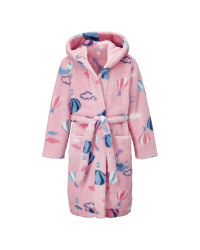 Kids' Rose Balloon Dressing Gown