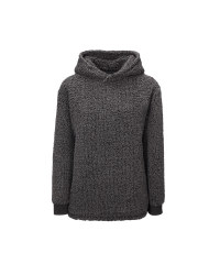 Avenue Ladies' Grey Borg Hoody