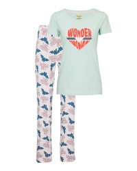 Ladies' Wonder Woman Pyjamas