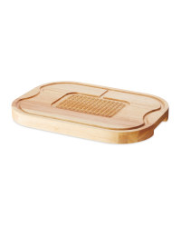 Crofton Wooden Meat Carving Board