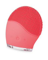 Pink Ultrasonic Facial Cleanser