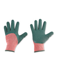 Pink Small Gardening Gloves