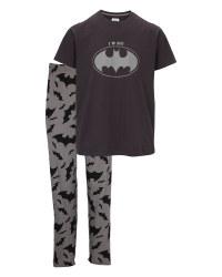 Men's Batman Pyjamas