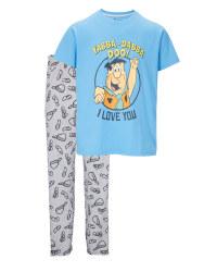Men's The Flintstones Pyjamas