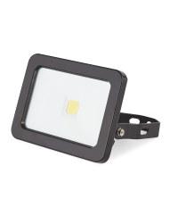 Black Slimline LED Floodlight