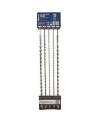 Ferrex 5-Piece SDS Drill Bit Set