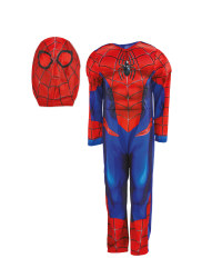 Children's Spiderman Costume