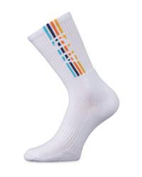 Aldi Mania Vertical Stripe Socks