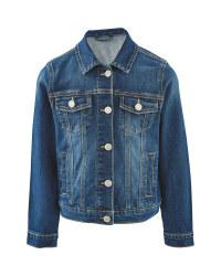 Children's Blue Denim Jacket