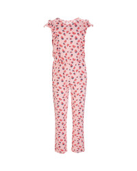 Children's Pink Jumpsuit