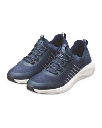 Ladies' Navy Sustainable Trainers