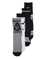 Star Wars Socks 4 Pack
