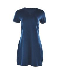 Avenue Ladies' Navy Night Dress