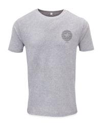 Men's Printed Organic Cotton T-Shirt