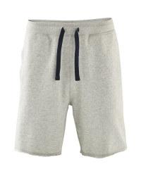 Avenue Men's Grey Lounge Shorts