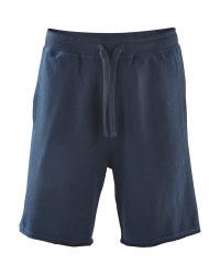 Avenue Men's Navy Lounge Shorts