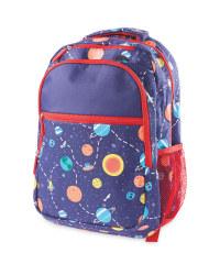 Lily & Dan Space School Backpack