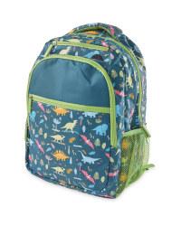 Lily & Dan Dinosaur School Backpack