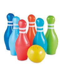 Inflatable Jumbo Bowling Set