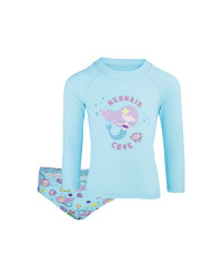 Kids Aqua UV-Protection Swimwear