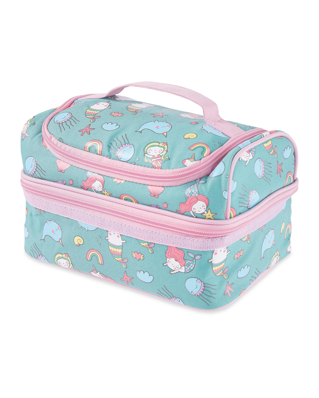 Lily & Dan Mermaid Lunchbag