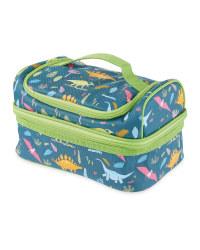 Lily & Dan Dinosaur Lunchbag