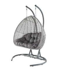 Gardenline Large Hanging Egg Chair