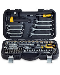 99 Piece Wrenches and Socket Set