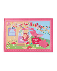 A Day with Posy Jigsaw Book