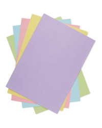 A4 Bright Colour Paper 250 Pack