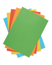 A4 Colour Paper Pack Brights