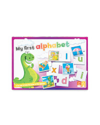 My First Alphabet Educational Game