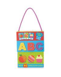 Tiny Tots ABC Flash Cards