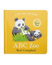 ABC Zoo Lift The Flap Board Book