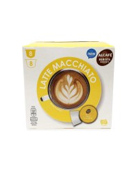 Latte Macchiato Coffee Pods - 8 Pack