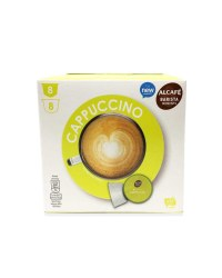 Cappuccino Coffee Pods - 8 Pack