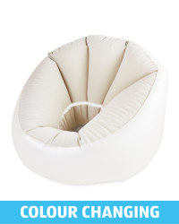 Bestway Inflatable LED Lounger