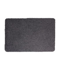 Tough Absorbent Washable Mat - Silver