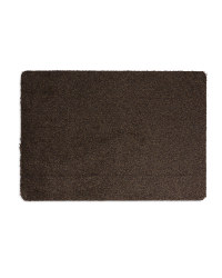 Tough Absorbent Washable Mat - Taupe