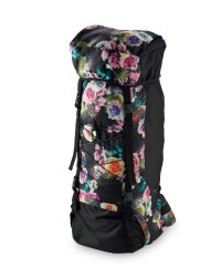 Abstract Floral Festival Backpack