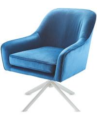 Kirkton House Blue Accent Chair