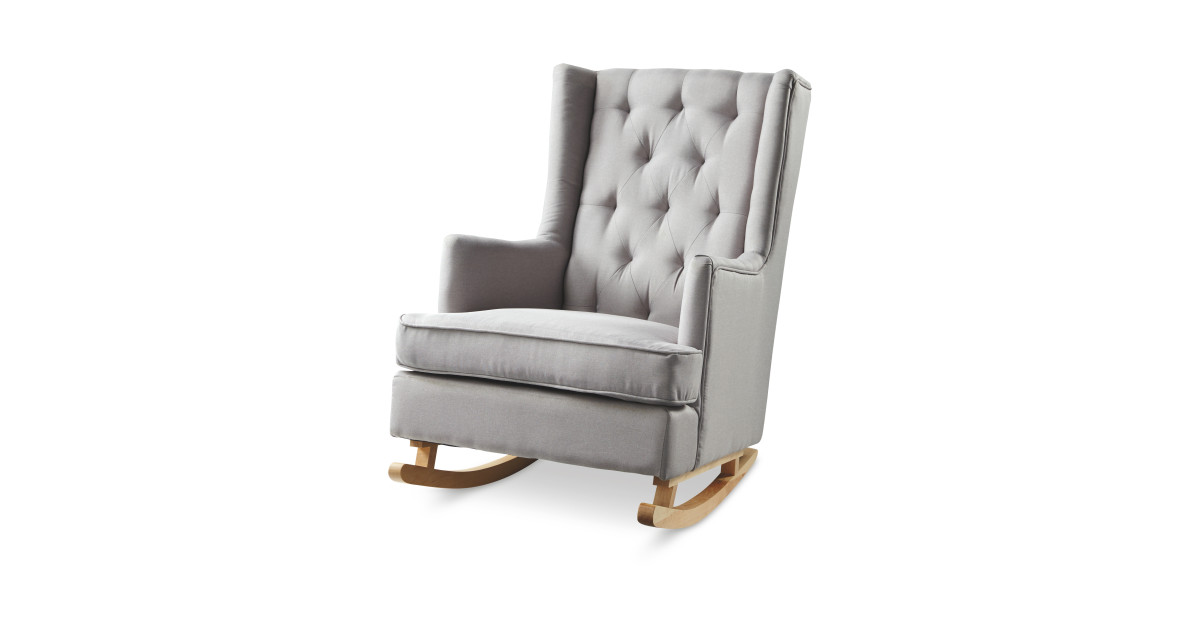 Fabulous Kirkton House Accent Rocking Chair Gamerscity Chair Design For Home Gamerscityorg
