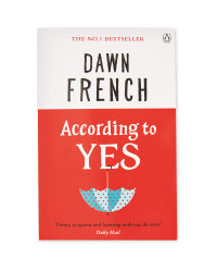According To Yes Paperback Book
