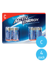 Activ Energy Batteries 4 Pack