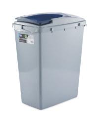 Addis 40L Eco Recycling Bin - Blue