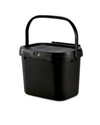 Addis Black Kitchen Compost Caddy