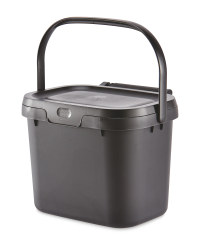 Addis Compost Caddy 5 Litre - Black